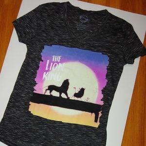 Disney The Lion King Dark Grey T-Shirt